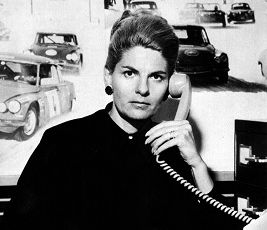 Le donne nella storia di Citroën: Marlene Cotton