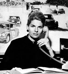 Le donne nella storia di Citroën: Marlene Cotton - Foto 1 di 5
