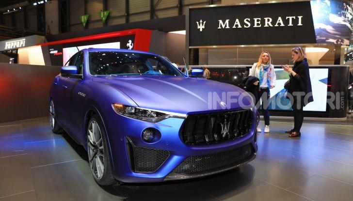 Maserati Levante Trofeo - Foto 1 di 16