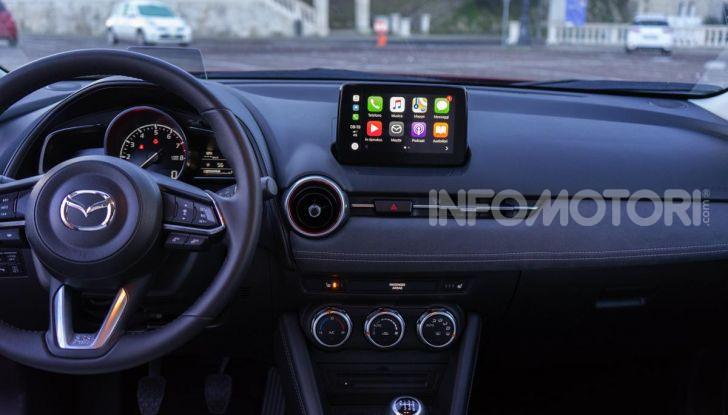 Prova Mazda CX-3 con il benzina da 121CV: tanto divertimento e stile! - Foto 26 di 36