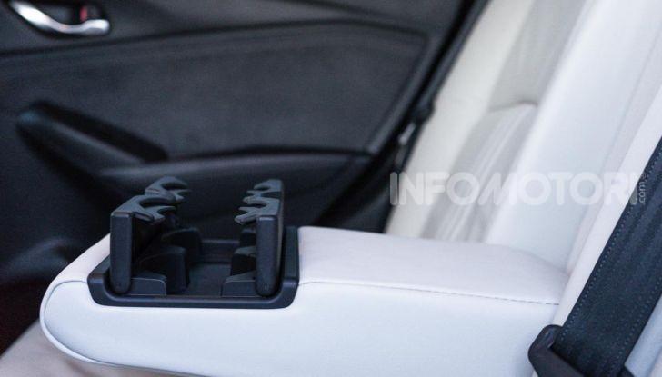 Prova Mazda CX-3 con il benzina da 121CV: tanto divertimento e stile! - Foto 27 di 36