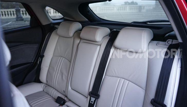 Prova Mazda CX-3 con il benzina da 121CV: tanto divertimento e stile! - Foto 28 di 36