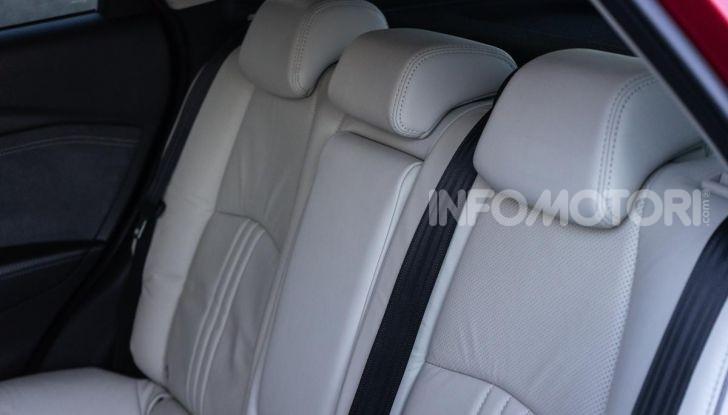 Prova Mazda CX-3 con il benzina da 121CV: tanto divertimento e stile! - Foto 29 di 36