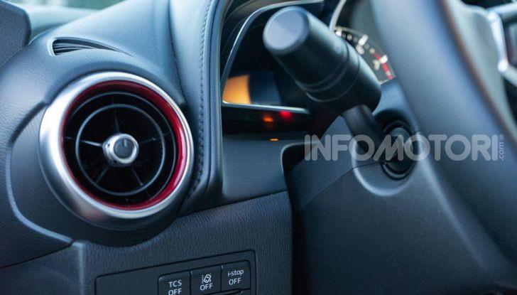 Prova Mazda CX-3 con il benzina da 121CV: tanto divertimento e stile! - Foto 31 di 36