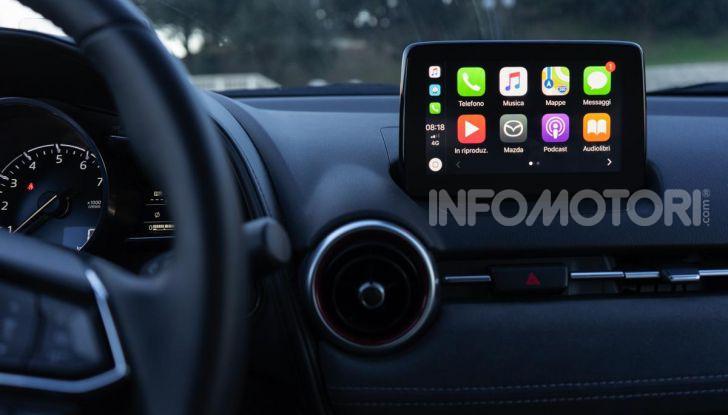 Prova Mazda CX-3 con il benzina da 121CV: tanto divertimento e stile! - Foto 33 di 36