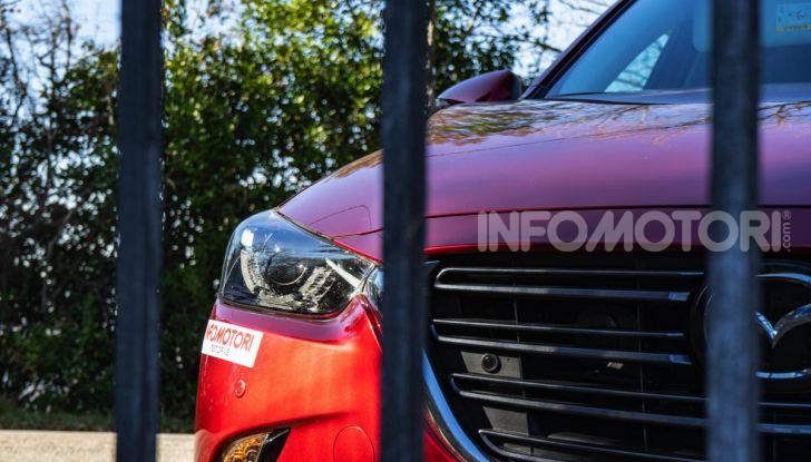Prova Mazda CX-3 con il benzina da 121CV: tanto divertimento e stile! - Foto 9 di 36