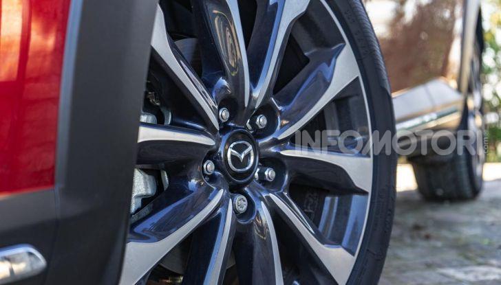 Prova Mazda CX-3 con il benzina da 121CV: tanto divertimento e stile! - Foto 5 di 36