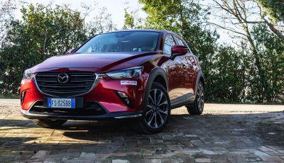 Prova Mazda CX-3 con il benzina da 121CV: tanto divertimento e stile!