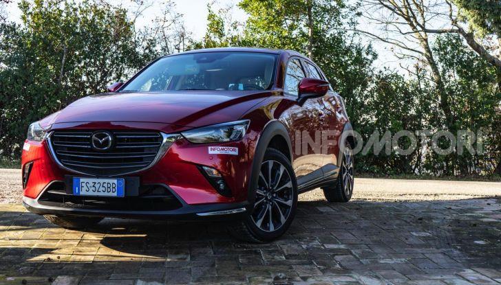 Prova Mazda CX-3 con il benzina da 121CV: tanto divertimento e stile! - Foto 36 di 36