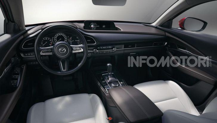 Mazda CX-30, il SUV compatto anche Mild Hybrid - Foto 7 di 19