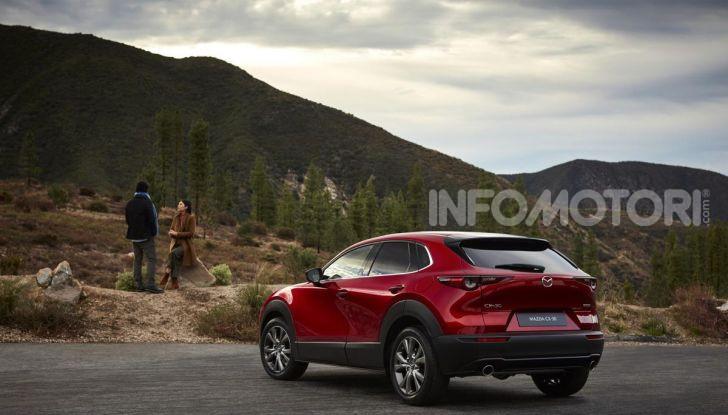 Mazda CX-30, il SUV compatto anche Mild Hybrid - Foto 2 di 19