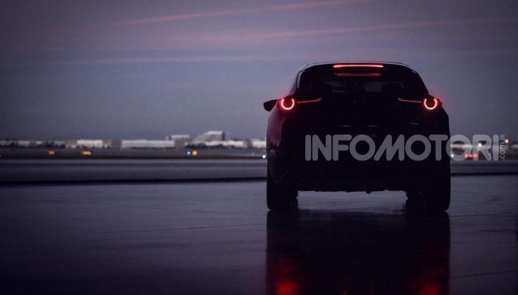 Mazda CX-30, il SUV compatto anche Mild Hybrid - Foto 16 di 19