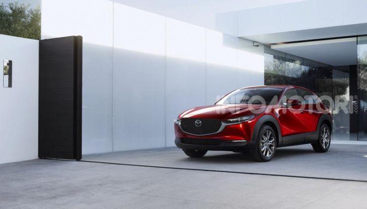 Mazda CX-30, il SUV compatto anche Mild Hybrid - Foto 1 di 19