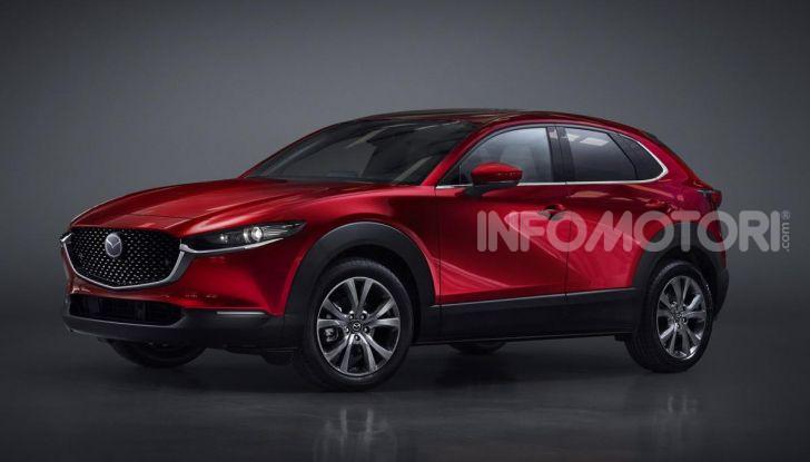 Mazda CX-30, il SUV compatto anche Mild Hybrid - Foto 6 di 19