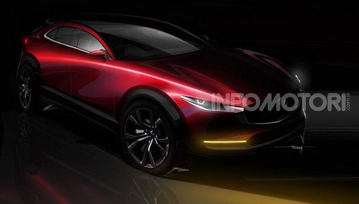 Mazda CX-30, il SUV compatto anche Mild Hybrid - Foto 19 di 19