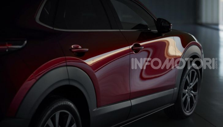 Mazda CX-30, il SUV compatto anche Mild Hybrid - Foto 8 di 19