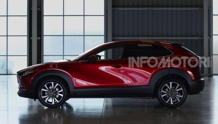 Mazda CX-30, il SUV compatto anche Mild Hybrid - Foto 3 di 19