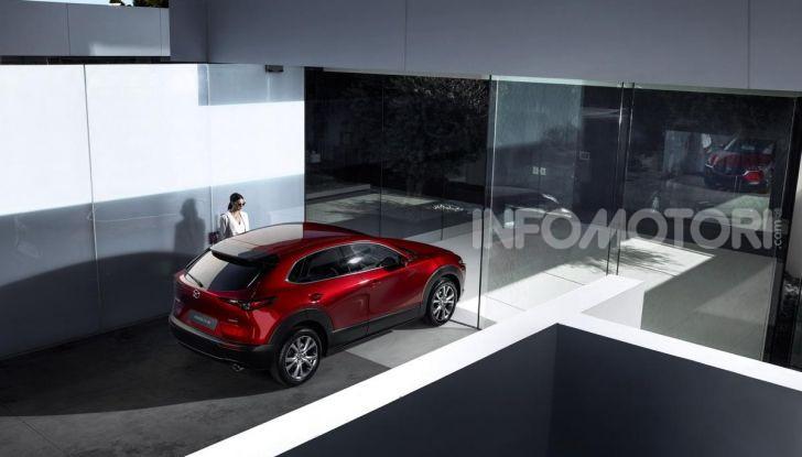 Mazda CX-30, il SUV compatto anche Mild Hybrid - Foto 5 di 19
