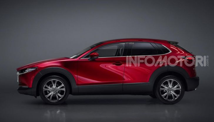 Mazda CX-30, il SUV compatto anche Mild Hybrid - Foto 11 di 19