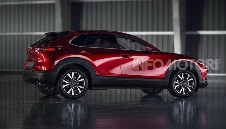 Mazda CX-30, il SUV compatto anche Mild Hybrid - Foto 12 di 19