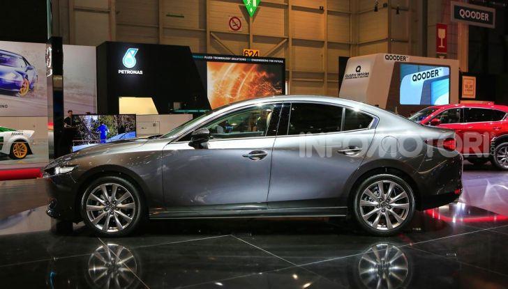 Nuova Mazda3 2019, debutta la quarta generazione della compatta - Foto 11 di 12