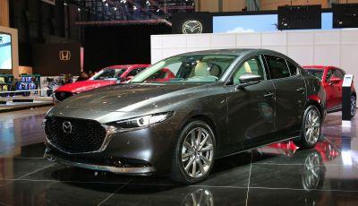 Nuova Mazda3 2019, debutta la quarta generazione della compatta