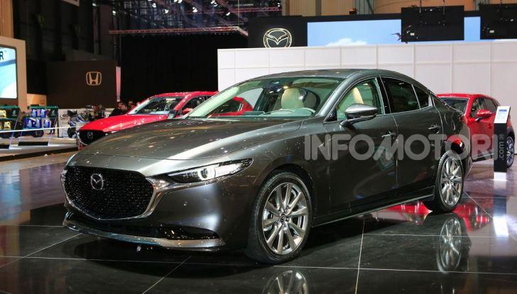 Nuova Mazda3 2019, debutta la quarta generazione della compatta - Foto 1 di 12