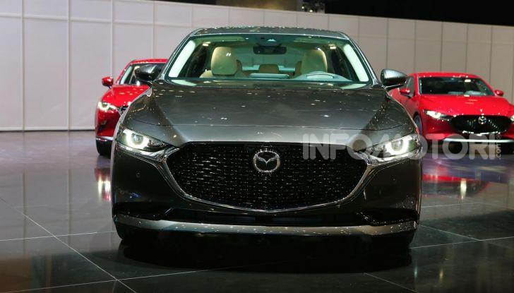 Nuova Mazda3 2019, debutta la quarta generazione della compatta - Foto 2 di 12