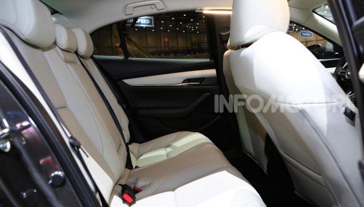 Nuova Mazda3 2019, debutta la quarta generazione della compatta - Foto 4 di 12