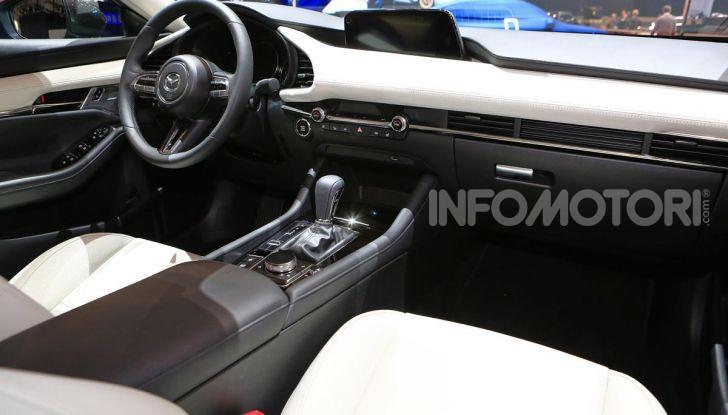 Nuova Mazda3 2019, debutta la quarta generazione della compatta - Foto 5 di 12