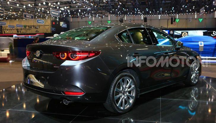 Nuova Mazda3 2019, debutta la quarta generazione della compatta - Foto 6 di 12