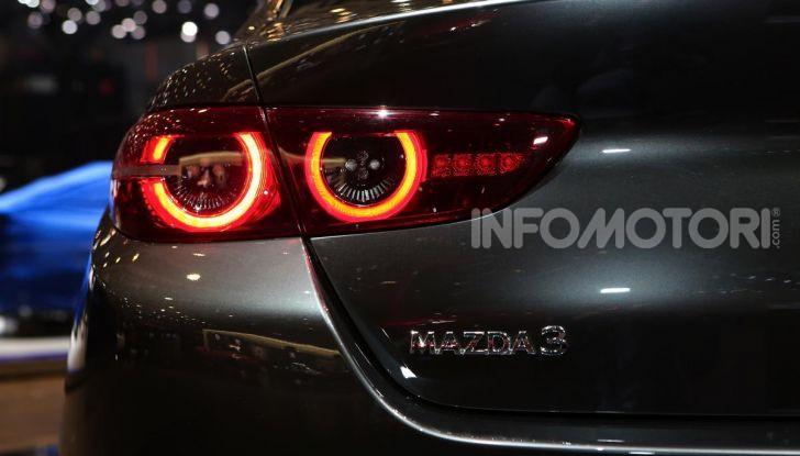 Nuova Mazda3 2019, debutta la quarta generazione della compatta - Foto 7 di 12