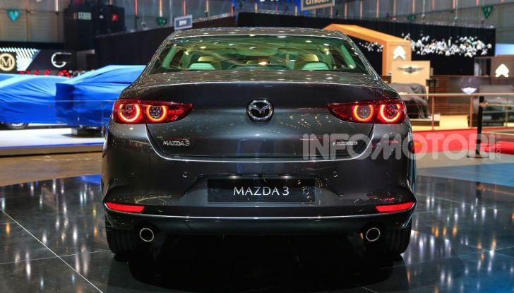 Nuova Mazda3 2019, debutta la quarta generazione della compatta - Foto 8 di 12