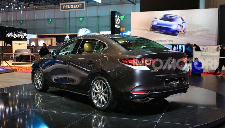 Nuova Mazda3 2019, debutta la quarta generazione della compatta - Foto 9 di 12