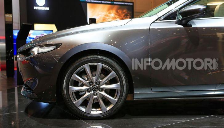 Nuova Mazda3 2019, debutta la quarta generazione della compatta - Foto 10 di 12