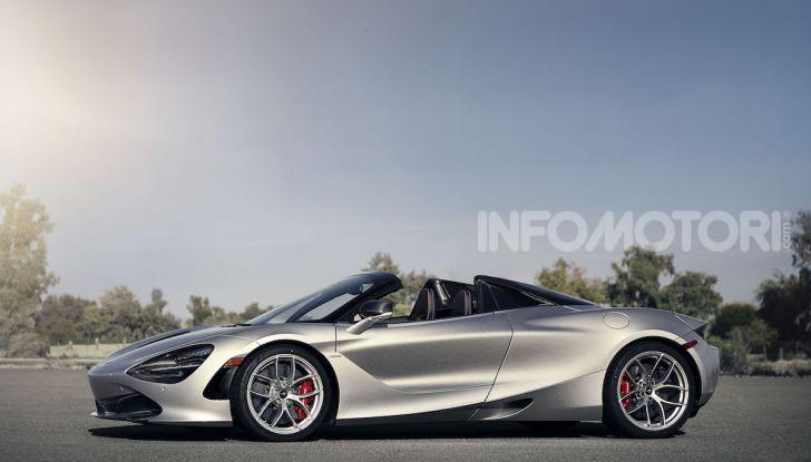 McLaren scalda i motori: pronta una nuova Grand Tourer - Foto 13 di 51