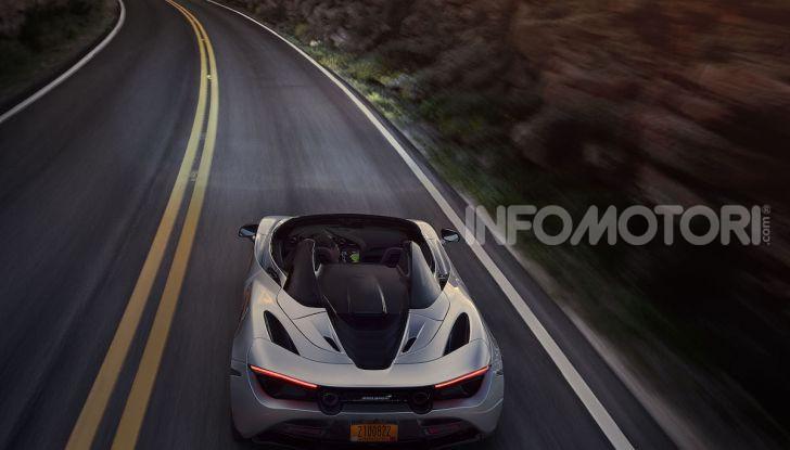 McLaren scalda i motori: pronta una nuova Grand Tourer - Foto 14 di 51