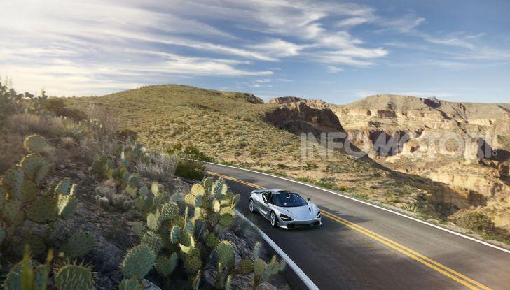 McLaren scalda i motori: pronta una nuova Grand Tourer - Foto 15 di 51