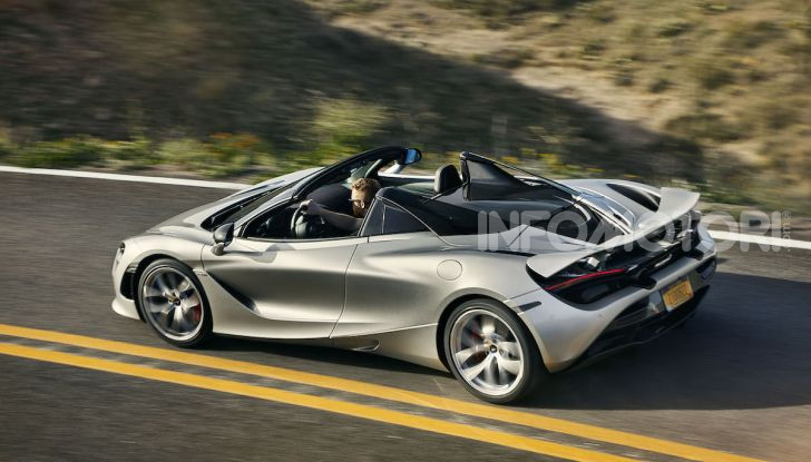 McLaren scalda i motori: pronta una nuova Grand Tourer - Foto 16 di 51
