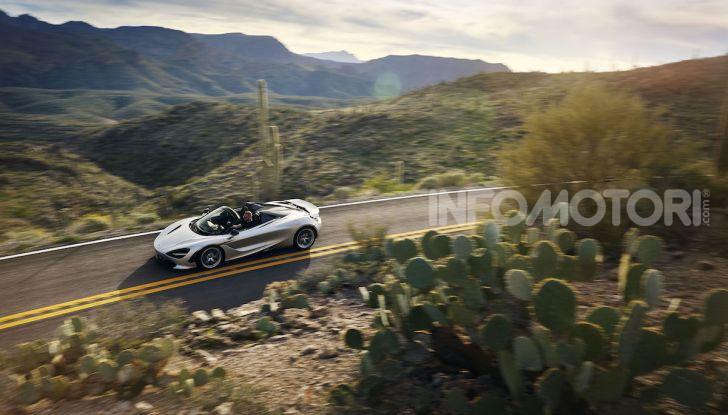 McLaren scalda i motori: pronta una nuova Grand Tourer - Foto 17 di 51