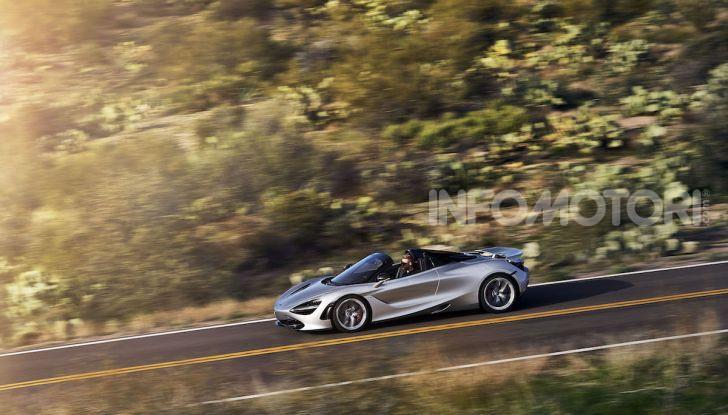 McLaren scalda i motori: pronta una nuova Grand Tourer - Foto 18 di 51