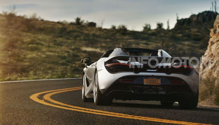 McLaren scalda i motori: pronta una nuova Grand Tourer - Foto 19 di 51