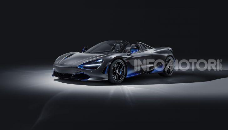 McLaren scalda i motori: pronta una nuova Grand Tourer - Foto 2 di 51