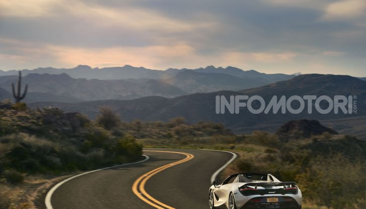 McLaren scalda i motori: pronta una nuova Grand Tourer - Foto 20 di 51