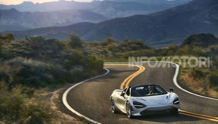 McLaren scalda i motori: pronta una nuova Grand Tourer - Foto 21 di 51