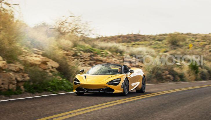 McLaren scalda i motori: pronta una nuova Grand Tourer - Foto 28 di 51