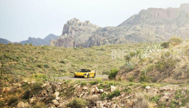McLaren scalda i motori: pronta una nuova Grand Tourer - Foto 30 di 51