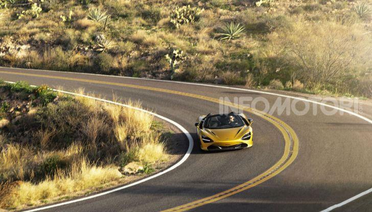 McLaren scalda i motori: pronta una nuova Grand Tourer - Foto 32 di 51