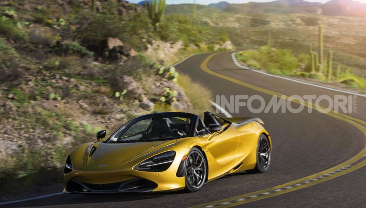 McLaren scalda i motori: pronta una nuova Grand Tourer - Foto 33 di 51