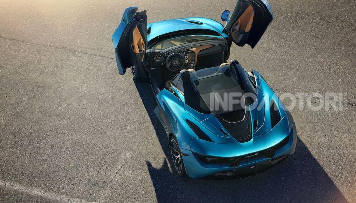McLaren scalda i motori: pronta una nuova Grand Tourer - Foto 42 di 51